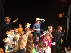 Kindertheater Foxy Family