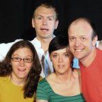 Impro-Workshops für Erwachsene und Teams