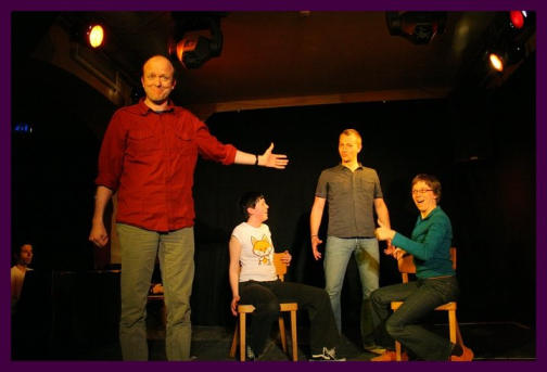 Impro Workshops Und Seminare Improtheater Foxy Freestyle Berlin